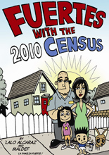 Fuertes with the 2010 Census