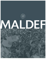 Maldef's 2008-2009 Annual Report