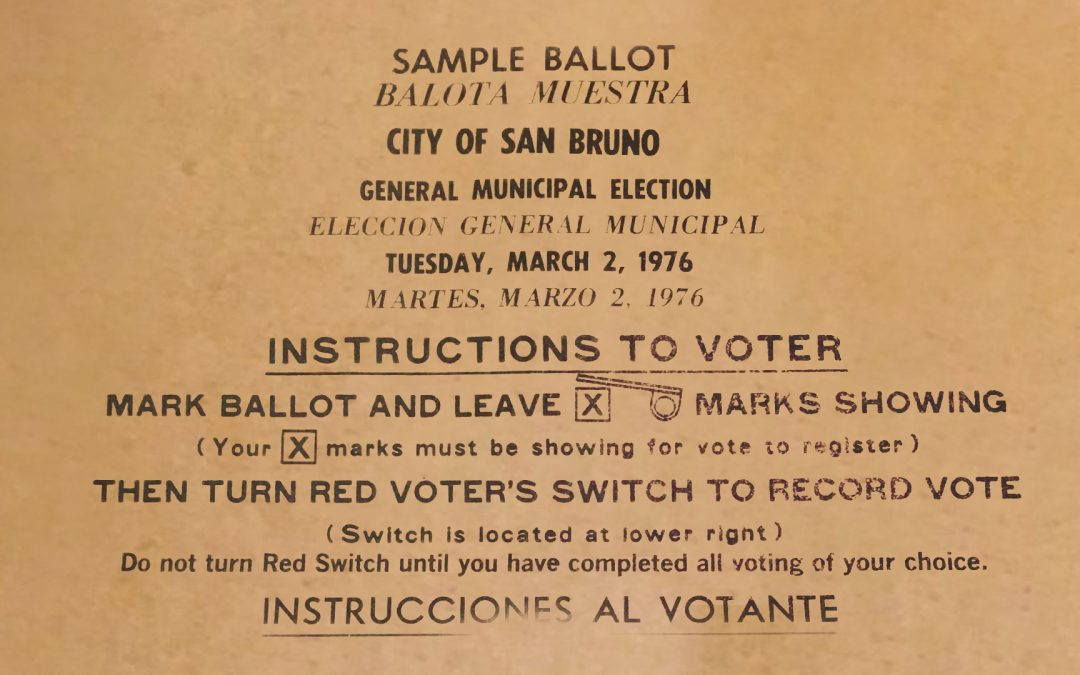 MALDEF Successfully Pushed to Expand the Voting Rights Act to Language Minorities